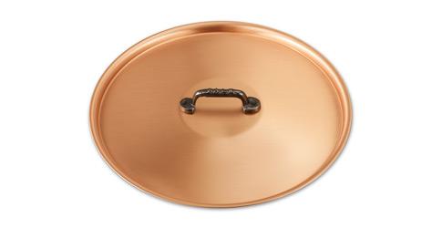 falk culinair classical 28cm copper lid