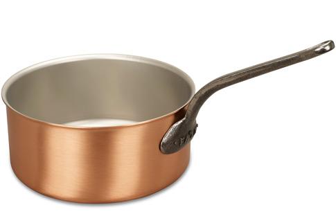 falk culinair classical 28cm copper sauce pan