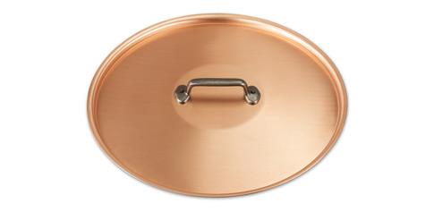 falk culinair classical 32cm copper lid