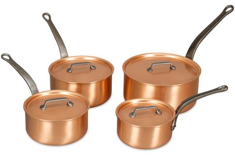 falk culinair classical sauce pan set