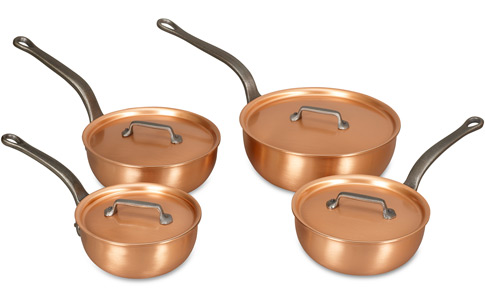 falk culinair classical saucier set