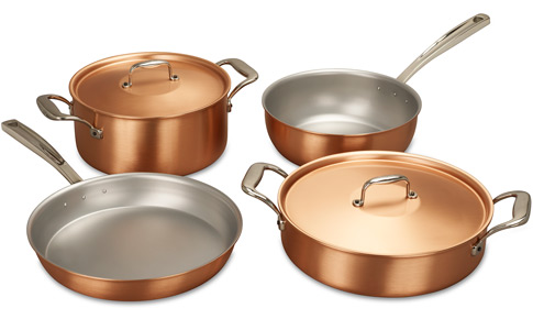 Falk Copper Family Friendly Set