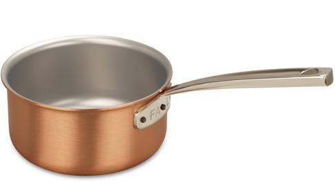 falk culinair 16cm copper sauce pan