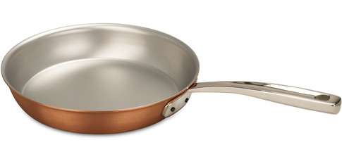 falk culinair 24cm copper frying pan