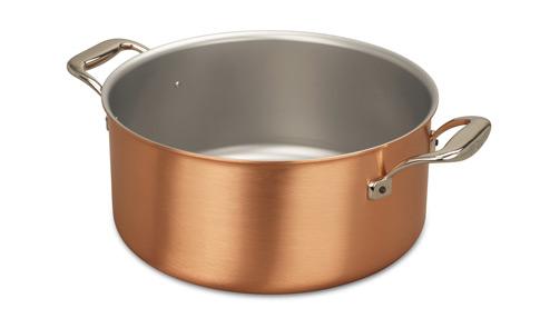 falk culinair 28cm copper casserole