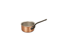 Classical Range 10cm Copper Sauce Pan