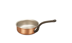 Classical Range 16cm Copper Saute Pan