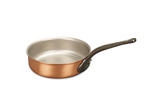 Classical Range 20cm Copper Saute Pan