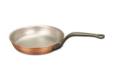 Classical Range 24cm Copper Frying Pan