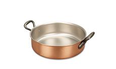 Classical Range 24cm Copper Rondeau