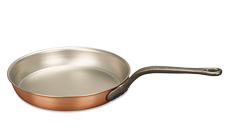Classical Range 28cm Copper Frying Pan