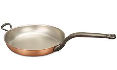 Classical Range 32cm Copper Frying Pan