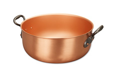 Classical Range 32cm Copper Jam Pot