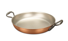 Classical Range 32cm Copper Paella Pan