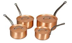Falk Classical Range Saucepan Set