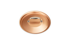 Signature Range 18cm Copper Lid