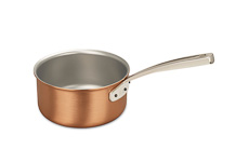 Signature Range 18cm Copper Saucepan