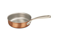 Signature Range 20cm Copper Saute Pan