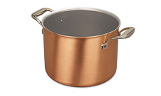 Signature Range 24cm Copper Cauldron