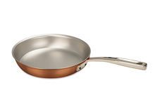 Signature Range 24cm Copper Frying Pan