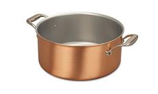 Signature Range 28cm Copper Casserole