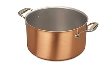 Signature Range 28cm Copper Cauldron