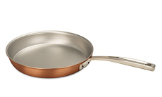 Signature Range 28cm Copper Frying Pan