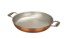 Signature Range 32cm Copper Paella Pan