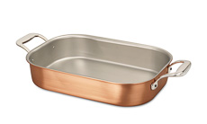 Signature Range 35 x 23cm Copper Roasting Pan