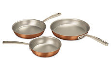 Falk Signature Range Frying Pan Set
