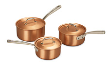 Falk Signature Range Sauce Pan Set
