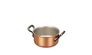 Classical Range 14cm Copper Casserole