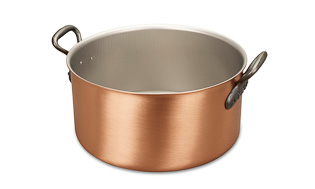Classical Range 28cm Copper Cauldron