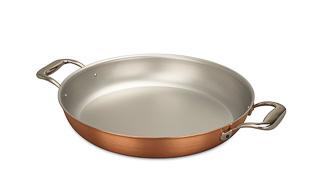 Signature Range 32cm Copper Paella Pan