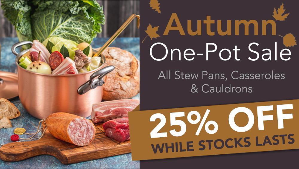 Falk Culinair Autumn One Pot Offer