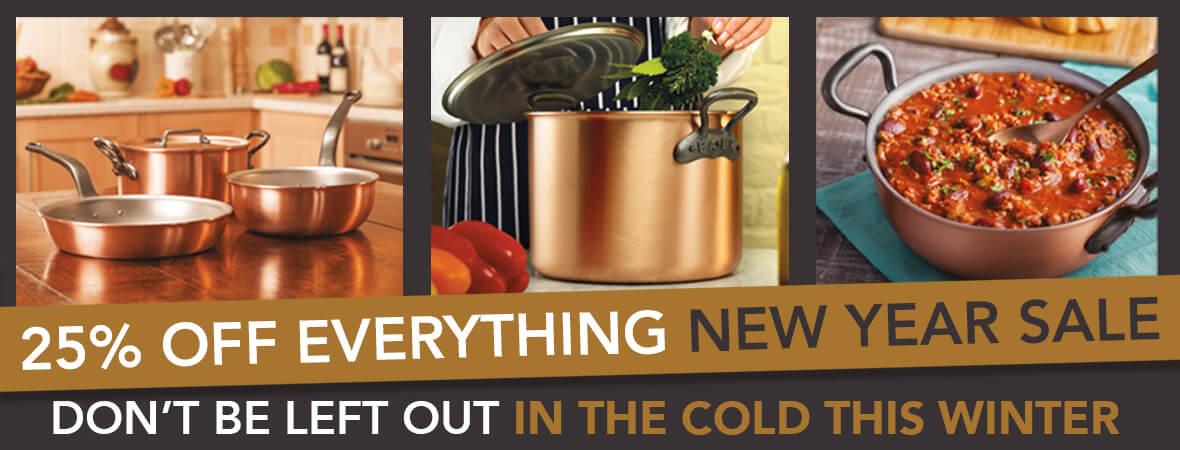 Falk Culinair New Year Clearance Sale