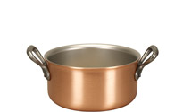 14cm Copper Casserole