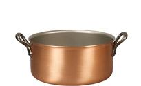 20cm Copper Casserole