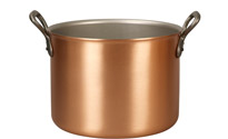 24cm Copper Cauldron
