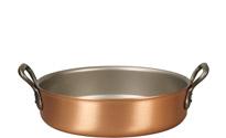 24cm Copper Rondeau
