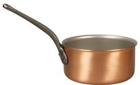 Falk 24cm Copper Saucepan