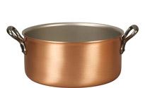 28cm Copper Casserole