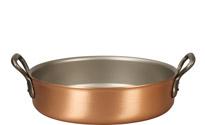 28cm Copper Rondeau