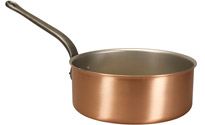 28cm Copper Saucepan
