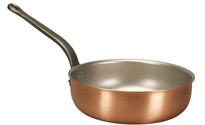 28cm Copper Saucier Pan