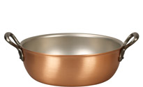 28cm Copper Stew Pan