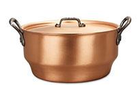28cm Copper Steamer