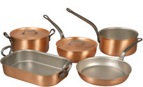 Falk Copper Gourmet Set